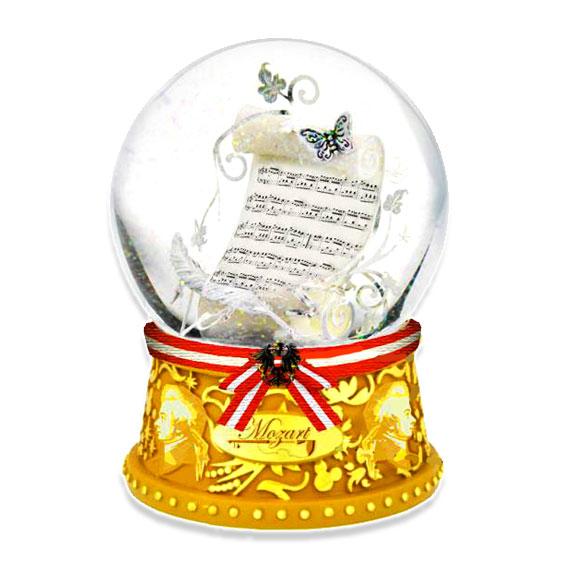Austria Music Globe