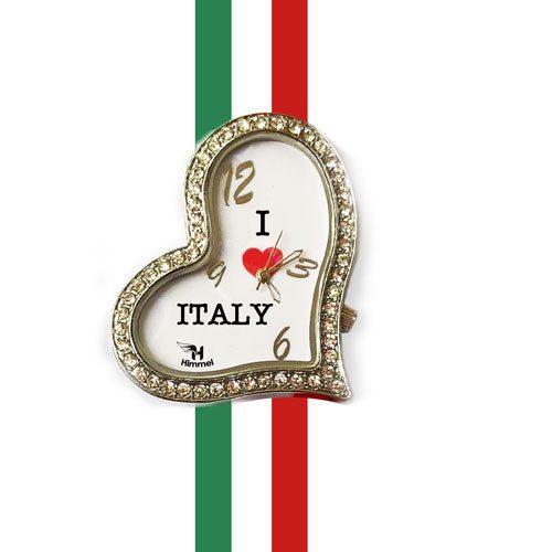 italy heart shape watch